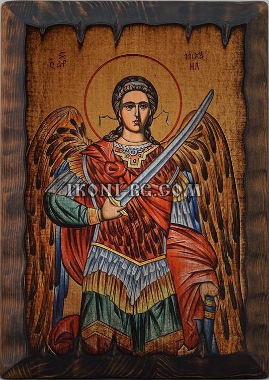 Икона на Архангел Михаил