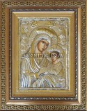 Сребърна икона на Света Богородица Востановление