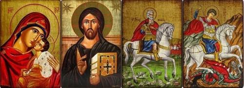 Репродукции на икони