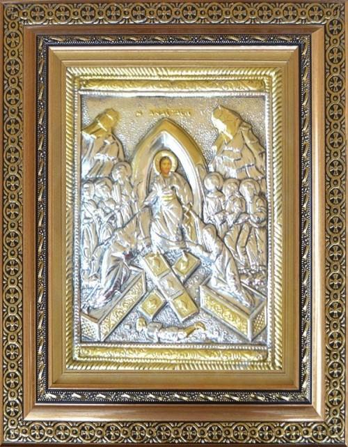 Сребърни икони с библейски сцени | ИКОНИ-БГ